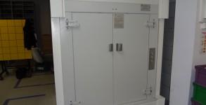 Częstochowa TRW – winda towarowa, napęd elektryczny, udźwig 300 kg